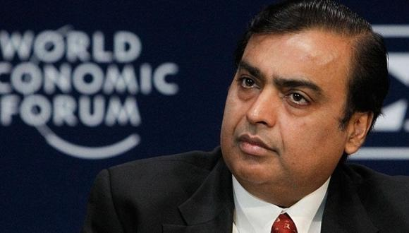 Mukesh Ambani apunta a construir un gigante de comercio electrónico local que desafíe a Amazon.com Inc. (Foto: Reuters)