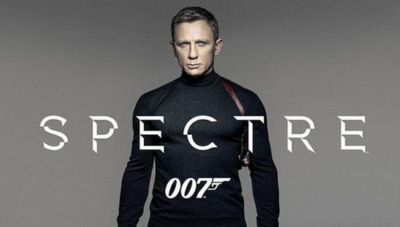 """""""Spectre"""": el primer póster de lo nuevo de James Bond"""