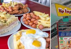 Tip Top: ¿qué se sirve en el restaurante de comida rápida más antiguo de Lima?