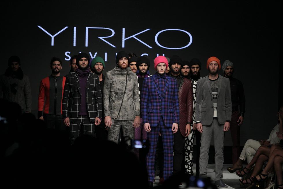 Yirko Sivirich en LIF Week. (Foto: El Comercio/ Archivo)