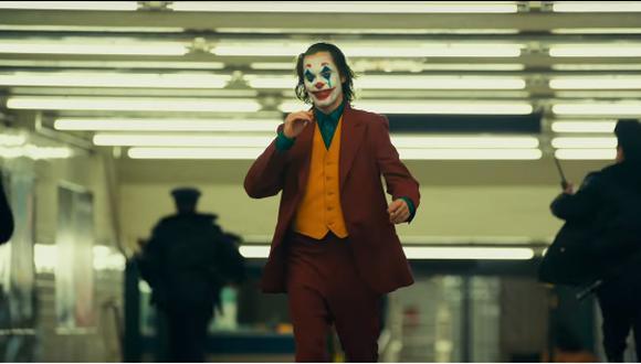 El Joker se estrena el 3 de octubre
