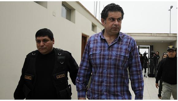 Martín Belaúnde Lossio abandonará la prisión en las próximas horas (Foto: GEC)