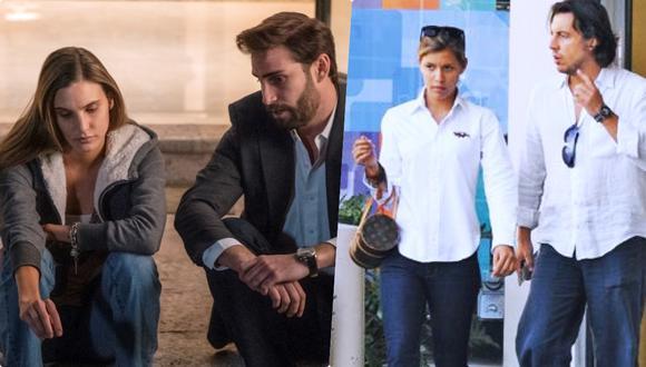 Alejandro Asensi mantuvo una relación sentimental con la hija de Luis Miguel, Michelle Salas.