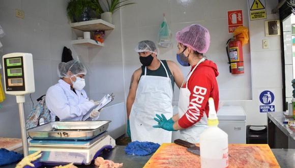 Coronavirus en Perú: Municipalidad Provincial del Callao dispone vigilancia sanitaria permanente en mercados del Callao para hacer frente a la segunda ola de contagios por COVID-19. (Foto: Municipalidad del Callao)