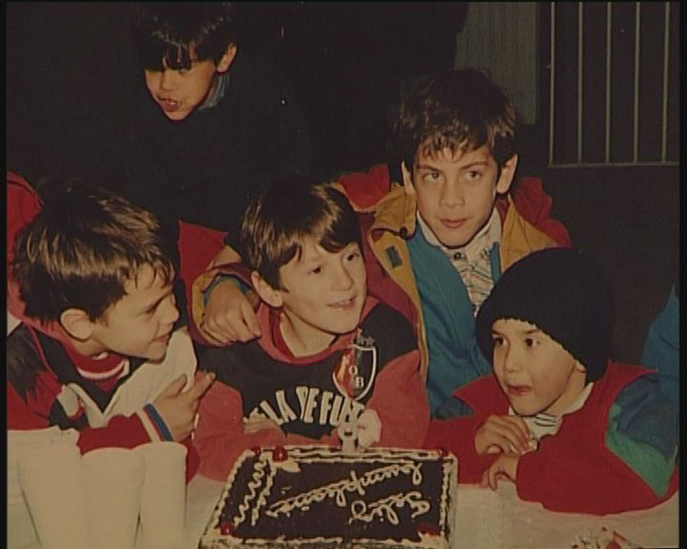Cumpleaños de Lionel Messi.