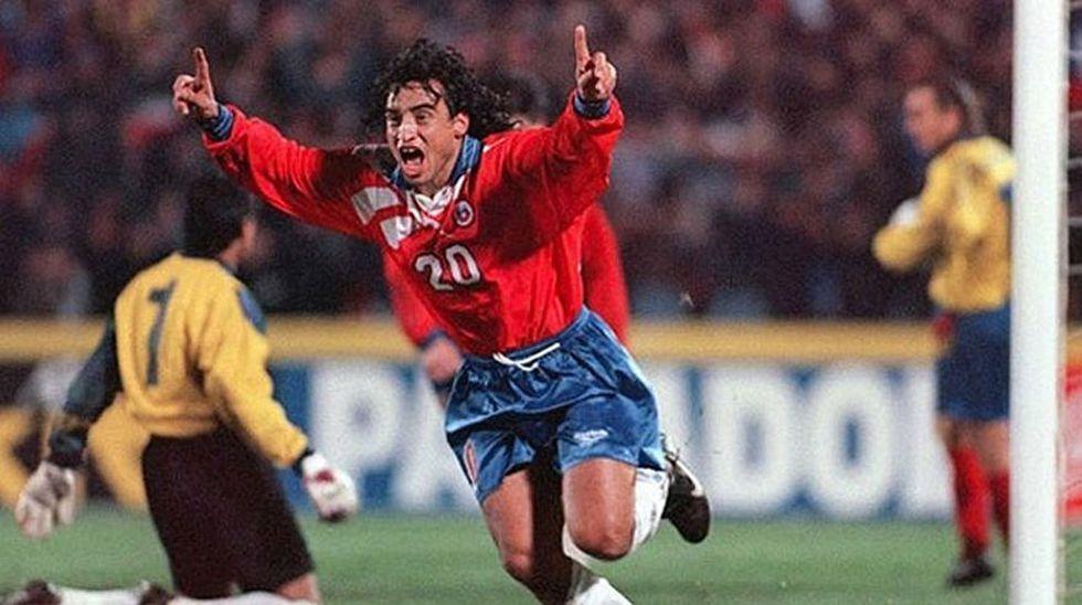 Fabián Estay se desempeñaba como mediocampista. Jugó el Mundial de Francia 98. (Foto: Emol-Chile)