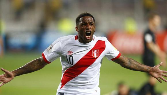 Jefferson Farfán también jugó en la selección peruana Sub 17 de 2001 y  Sub 20 de 2003. (Foto: Francisco Neyra)
