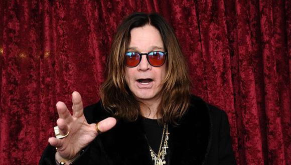 "Ozzy Osbourne: ""No me gusta salir de casa"""