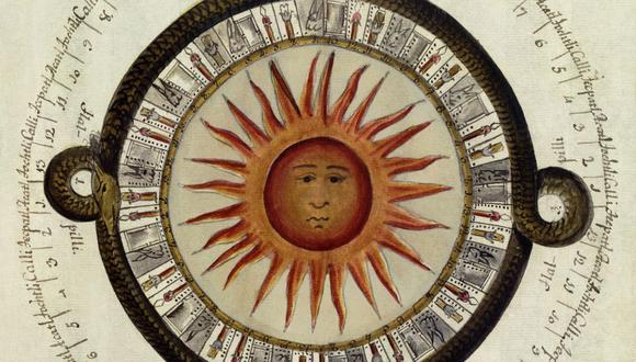 El Horóscopo Azteca está delimitado por el famoso Calendario Azteca, que describía movimientos de astros y distintos ciclos de tiempo (Foto: Pixabay / WikiImages)
