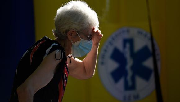 Coronavirus en España | Ultimas noticias | Último minuto: reporte de infectados y muertos hoy, martes 11 de agosto | COVID-19 | (Foto: Pau BARRENA / AFP).