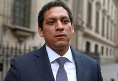 """Luis Valdez sobre disolución de la alianza: """"ha sido evidente que existen discordias al interior del PPC"""""""