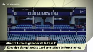 Alianza Lima en la final: los partidos claves del equipo 'blanquiazul'