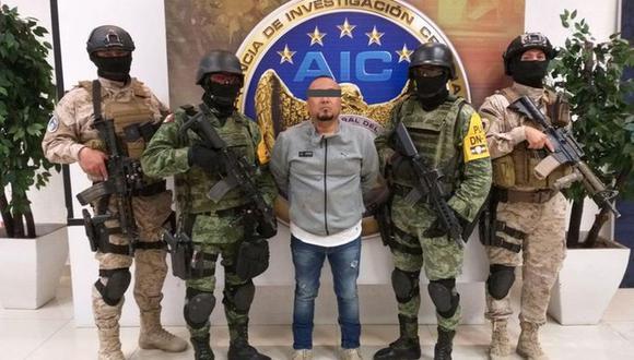 México detiene en Guanajuato a El Marro, poderoso jefe del Cártel de Santa Rosa de Lima.