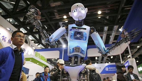 La carrera contra los robots, por Gustavo Yamada