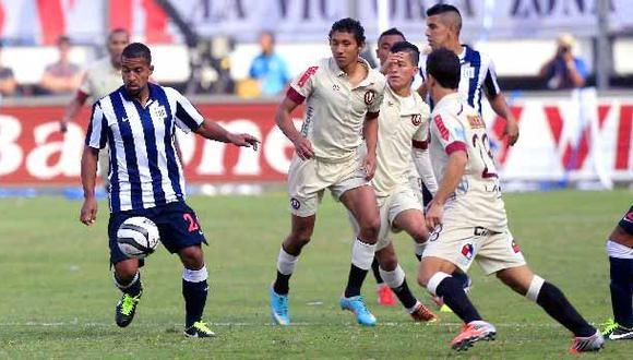 Alianza y la 'U' chocarán el miércoles en el Estadio Nacional