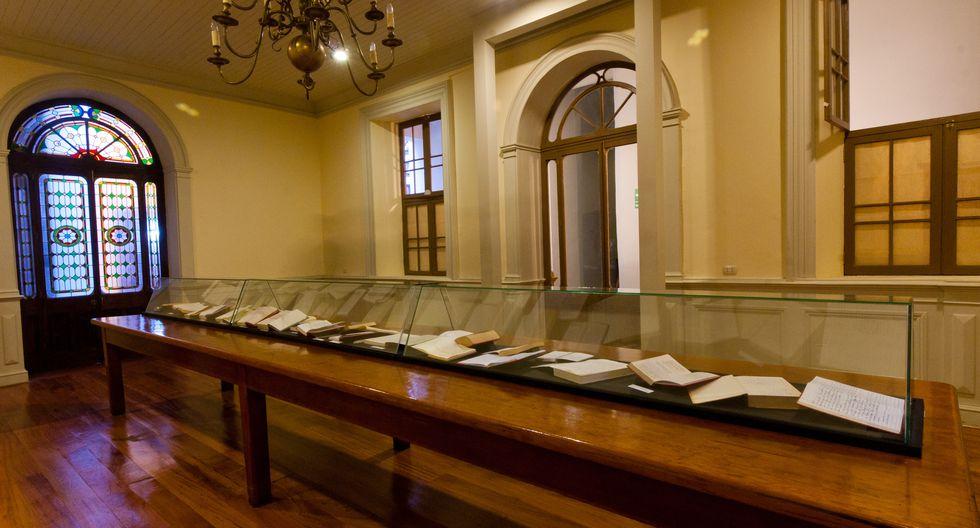Dicha propiedad forma parte de los edificios que el presidente peruano José de la Riva Agüero donó a la Pontificia Universidad Católica del Perú (PUCP).(Foto: Beatrice Velarde / PromPerú)