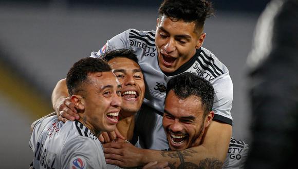 Colo Colo se llevó la victoria con goles de Iván Morales y Luciano Arriagada y suma 16 puntos en el Campeonato Nacional