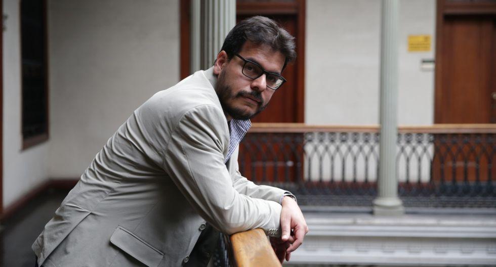 José Incio señala que Acción Popular ha sabido aprovechar lo que hizo en las últimas elecciones regionales. (Foto: Alonso Chero/GEC)