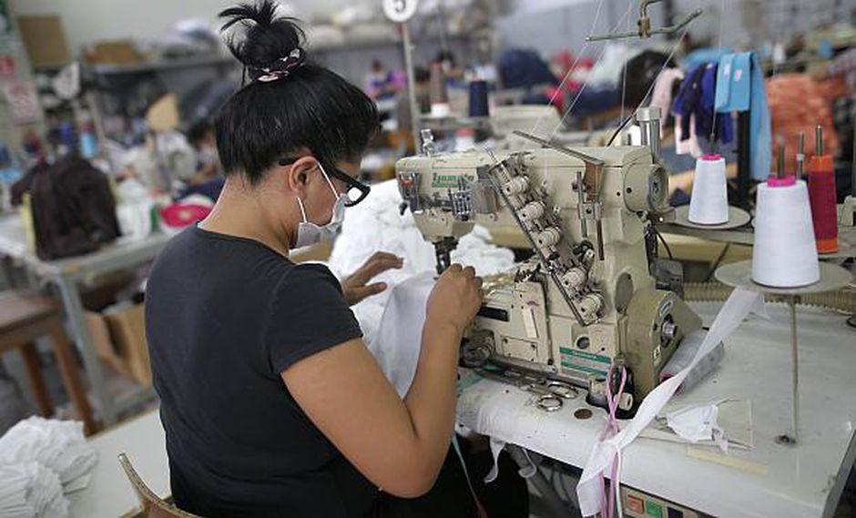 La industria de las confecciones fue una de las que resaltó en el terreno exportador, según Adex. (Foto: GEC)