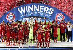 [ESPN 2 EN VIVO] Bayern Múnich vs. Sevilla: bávaros se coronaron en la Supercopa de Europa tras ganar 2-1 en el alargue