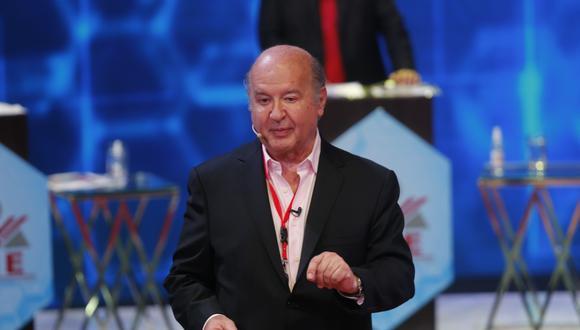 El economista participó en las elecciones presidenciales 2021. (Foto: Mario Zapata Nieto / @photo.gec )