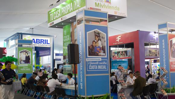 Crédito Mivivienda. (Foto: GEC)