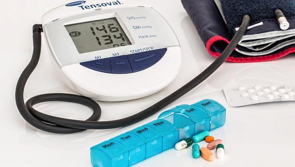 La hipertensión arterial constituye el principal factor de riesgo para el desarrollo de enfermedades cardiovasculares. (Foto: Steve Buissinne / Pixabay)