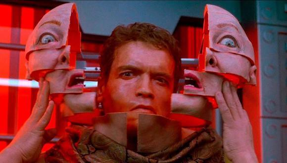 """""""El vengador del futuro"""" (1990) se encuentra en Netflix. (FB / Netflix)"""
