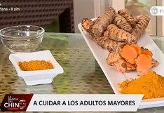 Sigue estas recetas caseras para cuidar la salud de los adultos mayores