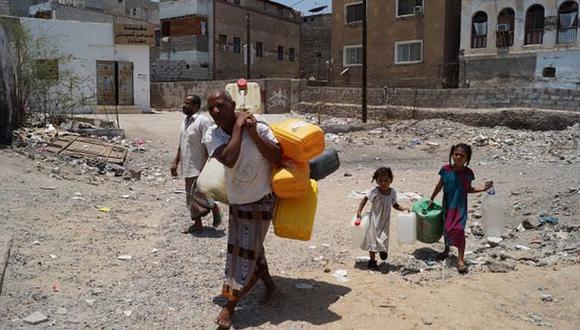"""ONU: """"Conflicto en Yemen se encamina a un desastre humanitario"""""""