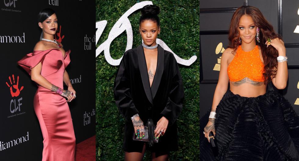 Además de su talento en la música, en los últimos años Rihanna se ha posicionado como uno de los íconos de moda más importantes en la industria. En esta galería, recordamos sus mejores looks. (Fotos: AFP)