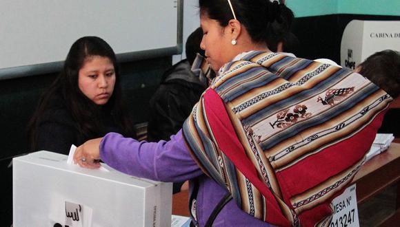 Los peruanos habilitados para sufragar en las Elecciones Generales 2021 del próximo 11 de abril son 25 millones 287 mil 954, de acuerdo al Padrón Electoral. (Foto: AFP / Archivo)