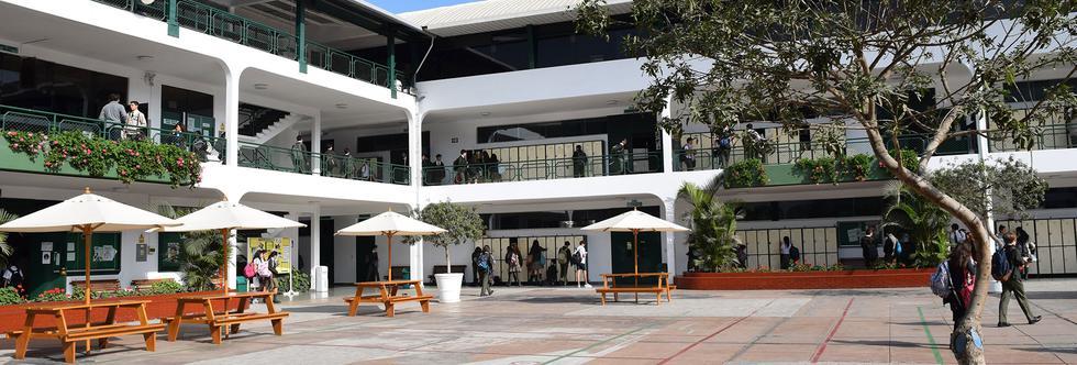 El Newton College de La Molina cuenta con una pensión de US$1.144 y una cuota de ingreso de US$16.000.