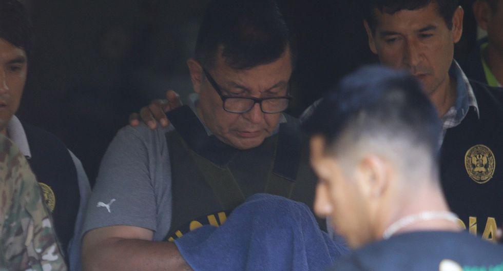 El exalcalde provincial del Callao, Juan Sotomayor, que fue durante años uno de los rostros más emblemáticos de la organización política Chim Pum Callao, fue arrestado el pasado 25 de enero, en el marco de la investigación fiscal por el Caso Rich Port II.