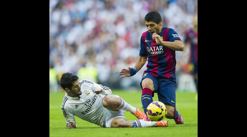 Así fue el debut oficial de Luis Suárez con el Barcelona - 3