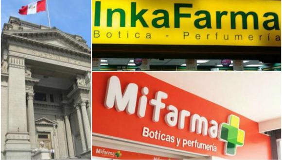 La jueza consideró que la adquisición de Quicorp por parte de InRetail Perú no acarrea necesariamente una subida de los precios de los medicamentos.