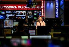 Bielorrusia prohíbe el canal de televisión europeo Euronews