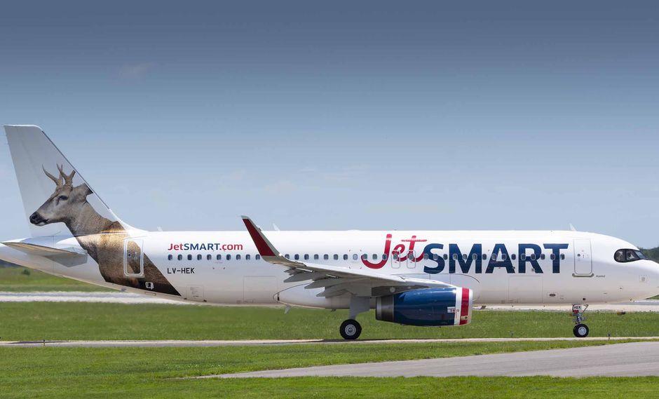 A fines de marzo del 2019, JetSmart contará con una flota de once aviones, para alcanzar los cien al 2026.