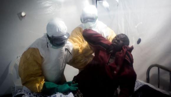 Se sospecha que dos personas han contraído la enfermedad en la ciudad de Goma, una de las principales de la zona oriental del país. (Foto: AFP)