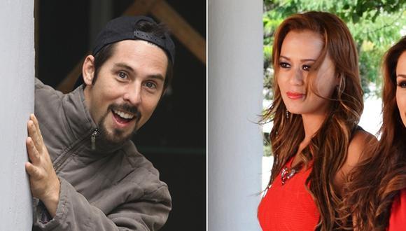 Laszlo Kovacs y Fernanda Kanno confirman que son pareja