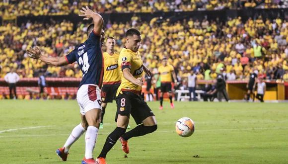 Barcelona vs Cerro Porteño se enfrentan en Guayaquil por la fase 3 de la Copa Libertadores | Foto: Barcelona Sporting Club Página oficial