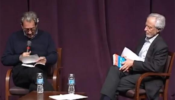 Auster y Coetzee juntos en la Feria del Libro de Buenos Aires