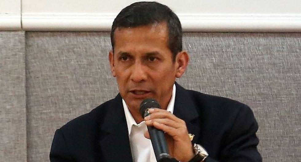 Presidencia rechaza rumores sobre supuesto hijo de Humala