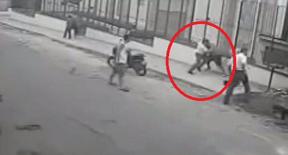 Intentan asaltar a misioneros, pero reciben golpiza [VIDEO]