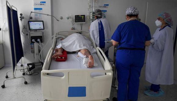 Coronavirus en Colombia | Últimas noticias | Último minuto: reporte de infectados y muertos por COVID-19 hoy, domingo 20 de junio del 2021. (Foto: AFP / Raul ARBOLEDA).