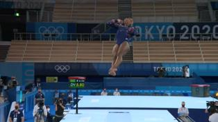 Simone Biles accede a todas las finales de gimnasia artística en Tokio 2020