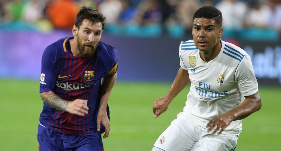 Barcelona vs. Real Madrid: todo lo que debes saber sobre el clásico que se viene. (Foto: Agencias)