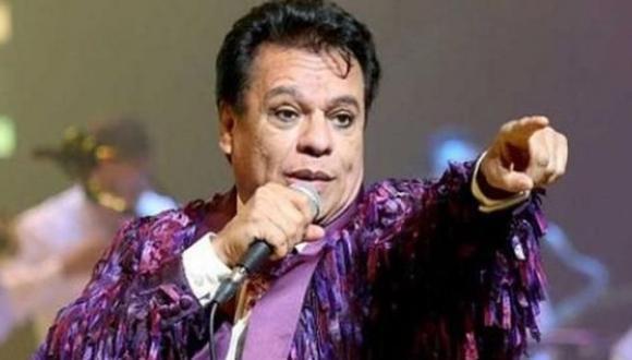 El último 28 de agosto se cumplió el tercer aniversario de la muerte del gran cantante mexicano Juan Gabriel   Foto: EFE