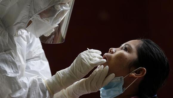 El mundo registró más de 378.000 nuevos casos de coronavirus COVID-19 en la última jornada, informó la OMS. (EFE/EPA/LYNN BO BO/Archivo).