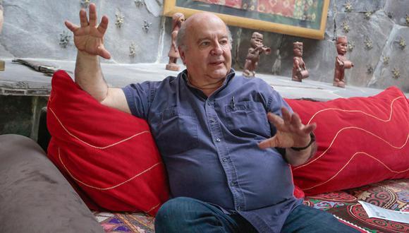 Hernando de Soto liderará mitin virtual para iniciar campaña. (Foto: Diana Chávez / El Comercio)